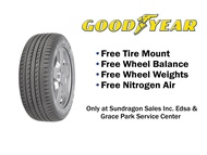 Goodyear 235/65 R17 104H Efficient Grip SUV Tire (CLEARANCE SALE)