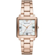 Emporio Armani AR11177 Modern Square Wrist Womens Watch