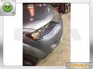 泰山美研社20061835 MITSUBISH三菱 outlander 大燈日行燈 升級 4500起 依公司報價為準