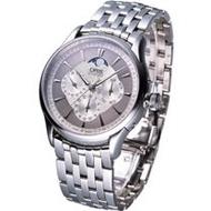 ORIS 新藝術家 月相鋼帶腕錶58175924051MB