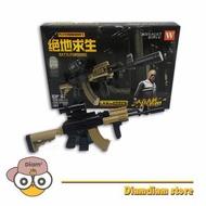 4D PUBG Model Gun - AKM
