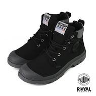 Palladium Pampa Lite 黑色 尼龍 防水 輕量 休閒鞋 男女款 NO.B1464【新竹皇家 76259-008】