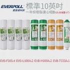 【愛惠浦EVERPURE】H104 除鉛雙效型濾心 總代理公司貨(H-104 CART)