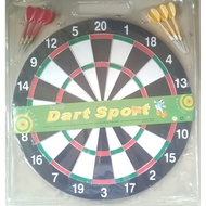 Dart Sport Dart Game Dart Board Dart Throwing Board 15 Darts Plus Throwing - Lanao Dart