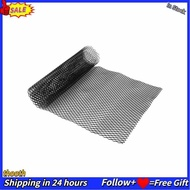 Thooth Car Grille Mesh Net Grid Body Bumper Rhombic Grill Aluminum Alloy