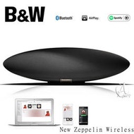 【A Shop傑創】Bowers & Wilkins New Zeppelin Wireless 齊柏林飛船音響
