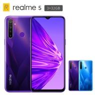 realme 5 3GB/32GB 6.5吋四鏡頭電量猛獸