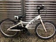 【專業二手腳踏車買賣】 20吋捷安特 GIANT YJ250 單速 兒童腳踏車 二手兒童車
