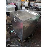 大高雄冠均二手貨家具---PU發泡不銹鋼儲冰槽 白鐵冰桶 行動冰櫃 白鐵儲冰槽 別錯過
