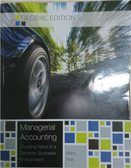 Managerial Accounting (Global Ed) (新品)