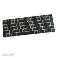 Replacement Laptop Keyboard for HP EliteBook 840 G3 836308-001 821177-001