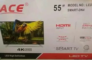 Ace Android smart TV 55inches