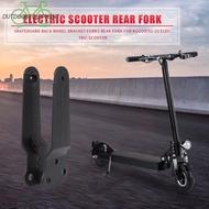 ♥Ready stock♥Skateboard Back Wheel Bracket Forks Rear Fork for KUGOO S1-S3 Electric Scooter