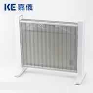 嘉儀HELLER 防潑水即熱式 電膜式 電暖器 KEY-M700