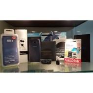 兩年延長保固 無線充電盤 128G記憶卡 三星Samsung Galaxy S8+ S8 Plus 薰紫灰 4G/64G