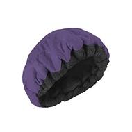 ผมความร้อนหมวกสำหรับดูแลรักษาลึกความร้อนหมวกเก็บความร้อนไมโครเวฟหมวกอบไอน้ำนึ่งสำหรับ Home สปาบำบัดผม