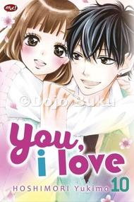 TERLARIS!!! Komik Seri: You, I Love ( Yukimo Hoshimori ) SEDIA JUGA Buku komik anak - Buku komik anime - Buku komik horor - Buku komik hentai