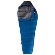 The North Face【美國】550FP抗水羽絨睡袋 前鋒藍/瀝灰露營/旅行/遊學 NF00A1Q9