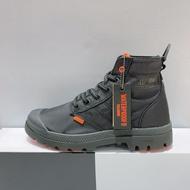 PALLADIUM PAMPA LITE+VAPOR WP+ 男女款 黑色 防水 輕量 雨鞋 高筒靴 76194-008