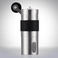 Manual Coffee Mills Kitchen Appliances Home Appliances Household Stainless Steel Hand Durable Portable Bean Grinder