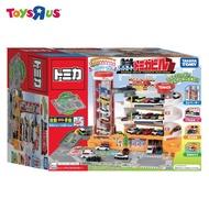 玩具反斗城*Tomica 自動停車塔-百萬銷售紀念版(原價$2400)