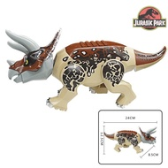 Jurassic Dinosaur Building Blocks Simulation Toys Jurassic Park Compatible Lego Toy Gifts