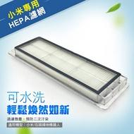 適用MI小米 石頭掃拖地機器人 集塵盒濾網/HEPA濾網-2入