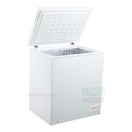 【Haier 海爾】Haier海爾 2尺4 上掀密閉冷凍櫃 HCF-142S新款