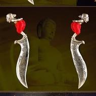 泰國佛牌 龍婆蓋 龍婆koly 滅魔刀 斬魔刀 阿贊蘇斌 聯合加持⚜️