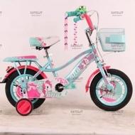 Sepeda Mini Anak Perempuan Ukuran 18 Inch BNB