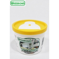 500g Wessbond Wall Putty Filler Puttyfilla (White)