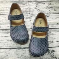 Backen MIT 犀牛手工鞋 麥肯納風格 牛皮氣墊娃娃鞋/厚底鞋/楔形鞋/手工鞋/氣墊鞋/休閒鞋/淑女鞋