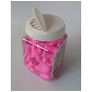 【雍容華貴】美國Mack's Dreamgirl Soft Foam Earplugs女用耳塞50對入/罐,睡眠.游泳用