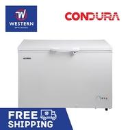 Condura CCF300LR 10.3cuft Chest Freezer, Dual Function (Freezer/Chiller)