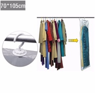 Vacuum Storage Bag With Hook Space Saver Compression Bag 105 x 70cm