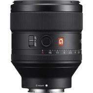 Sony FE 85mm f/1.4 GM Lens (Warranty)