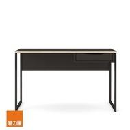 【特力屋】丹麥 Tvilum 單抽書桌 L110 採E1板材