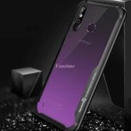 Decorum Case Infinix Smart 4 / Infinix Hot 9 / Infinix S5 / Infinix S5 Lite Armor Transparant Casing Handphone