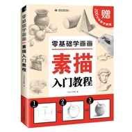 Sketch Learn Drawing Books Chinese Study Educational Getting Started Art Drawing Adult Painting Basic Tutorial Sketch The books