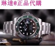 代購rolex勞力士綠水鬼腕錶勞力士黑水鬼手錶勞力士金錶勞力士金鬼藍鬼潛航者系列正品促銷