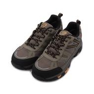 GOODYEAR 森林之王M3 低筒防水戶外鞋 棕 GAMO03464 男鞋