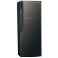 Panasonic國際牌485公升雙門變頻冰箱星空黑NR-B489GV-K【三井3C】