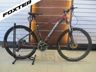 FOXTER EVANS 3.‎2 2020 29er Hydraulic Brakes AUTHENTIC Mountain Bike MTB Bicycle Black Red