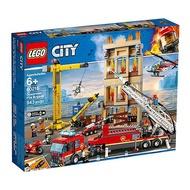 樂高LEGO 60216 City Fire 城市系列 - 市區消防隊