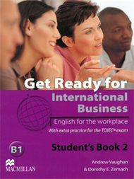 Get Ready for International Business 2 (新品)