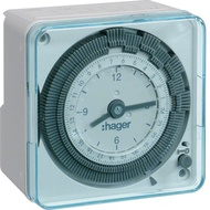 HAGER TIMER EH711 24HRS TIME SWTICH SOCKET