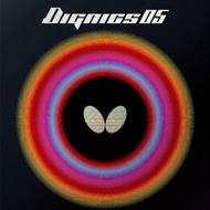 Butterfly D05 D64 D80新款膠皮