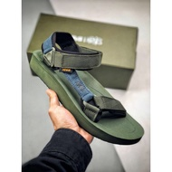 Available Madness x TEVA Universal Yu Wenle joint summer outdoor Casual shoes wild Men sandals green 39.5-45.5