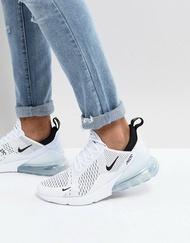 KUMO SHOES-Nike Air Max 270 (AH6789-100) 白 慢跑鞋 休閒 運動鞋 女