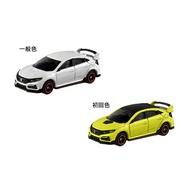 《TAKARA TOMY》TOMICA No.40 本田 Civic Type R 一般色+初回色 東喬精品百貨